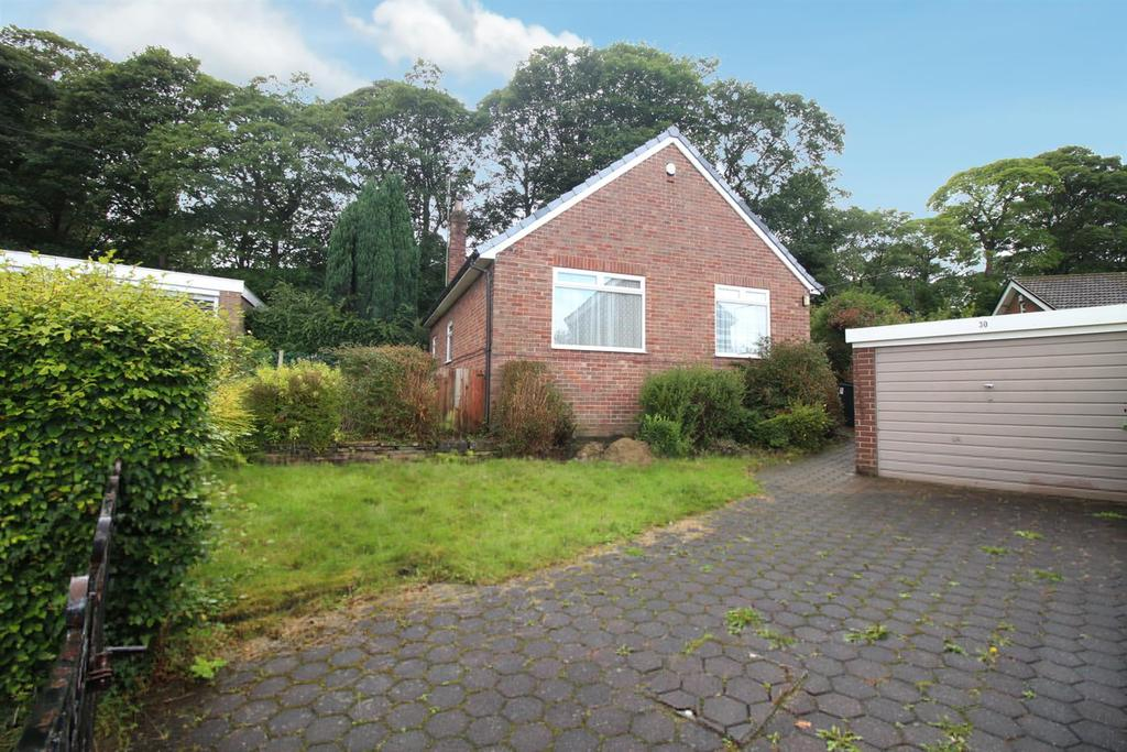 2 Bedrooms Detached Bungalow for sale in Western Way, Blaydon-On-Tyne