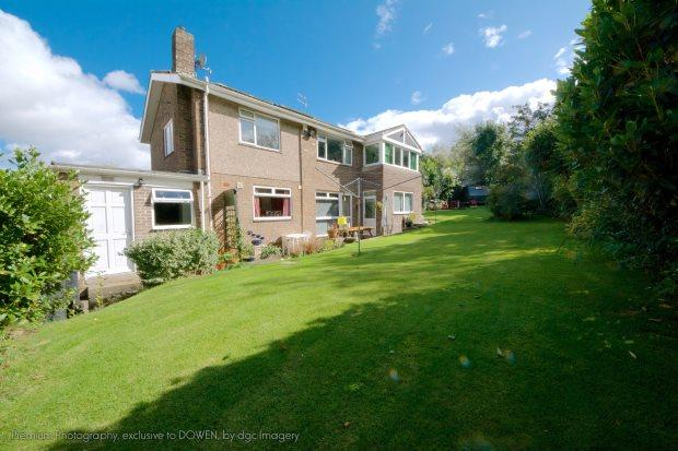 4 Bedrooms Detached House for sale in ORCHARD DRIVE, DURHAM CITY, DURHAM CITY