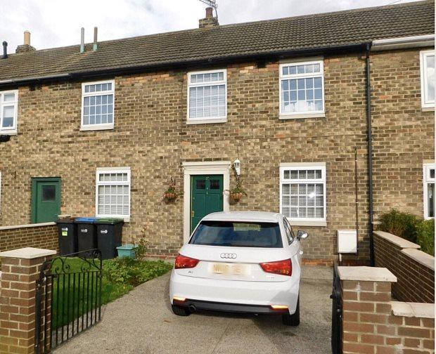 3 Bedrooms Town House for sale in LIDDLE AVENUE, SHERBURN VILLAGE, DURHAM CITY : VILLAGES EAST OF