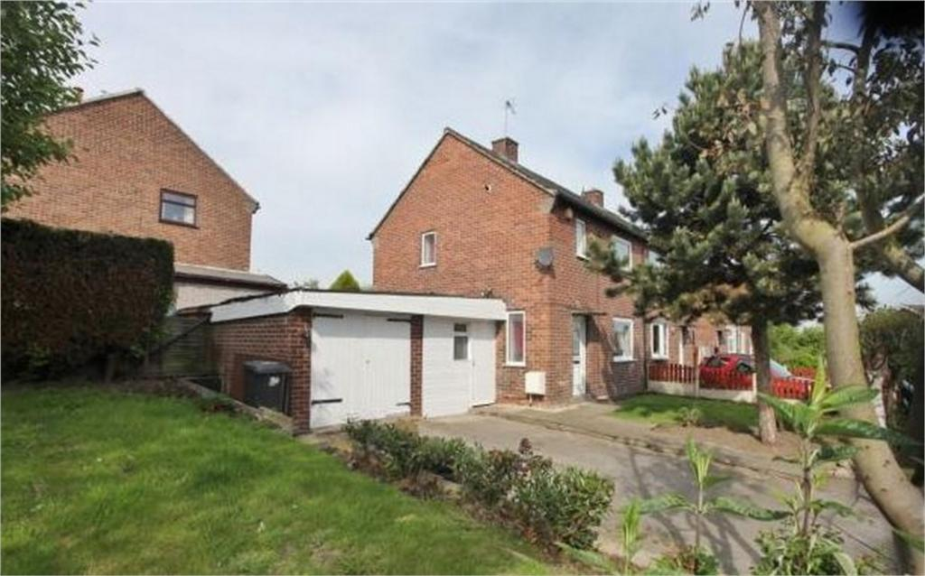2 Bedrooms Semi Detached House for sale in Springhill Avenue, Brampton, BARNSLEY, South Yorkshire
