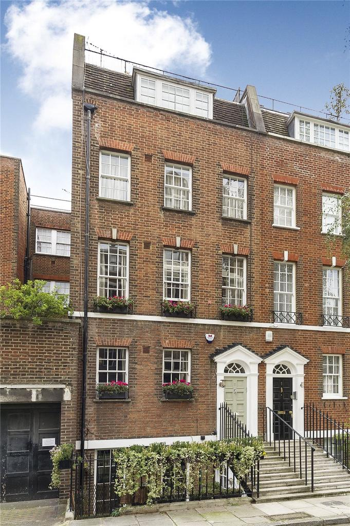 5 Bedrooms Terraced House for sale in Wesley Street, London, W1G