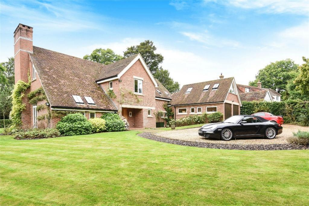 5 Bedrooms Detached House for sale in Soberton, Southampton, Hampshire