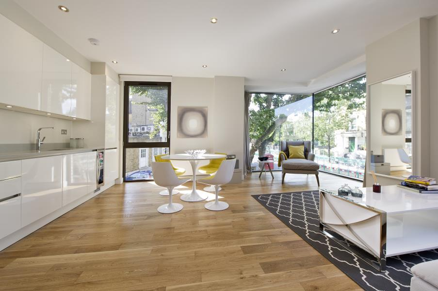 3 Bedrooms Penthouse Flat for sale in Elgin Avenue, Maida Vale W9