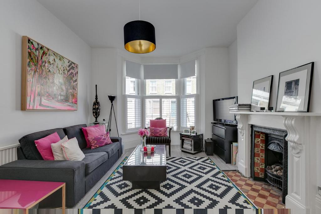 4 Bedrooms Maisonette Flat for sale in Halford Road, Fulham