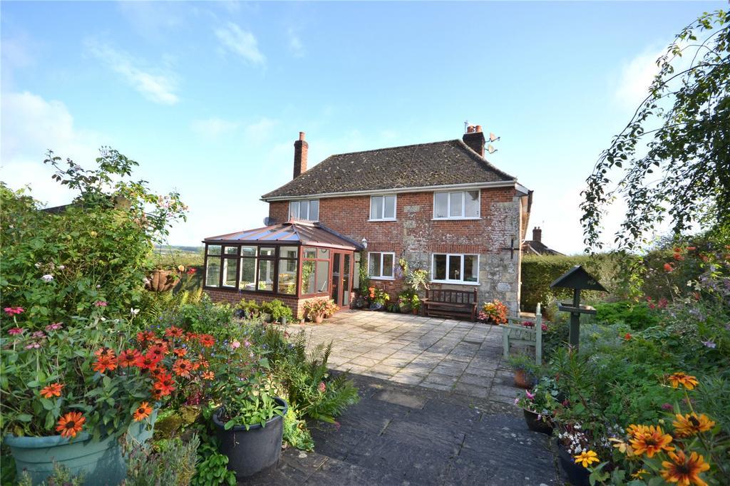 3 Bedrooms Link Detached House for sale in Nightingale Cottages, Wardour, Tisbury, Salisbury, SP3