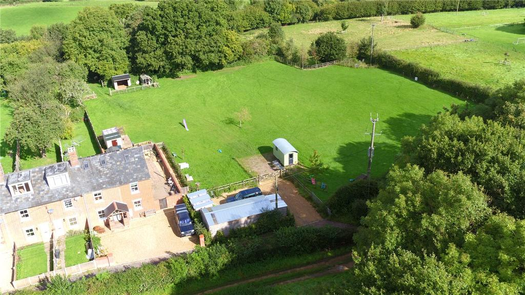 4 Bedrooms House for sale in Bowerwood Cottages, Ashford Road, Fordingbridge, Hampshire, SP6