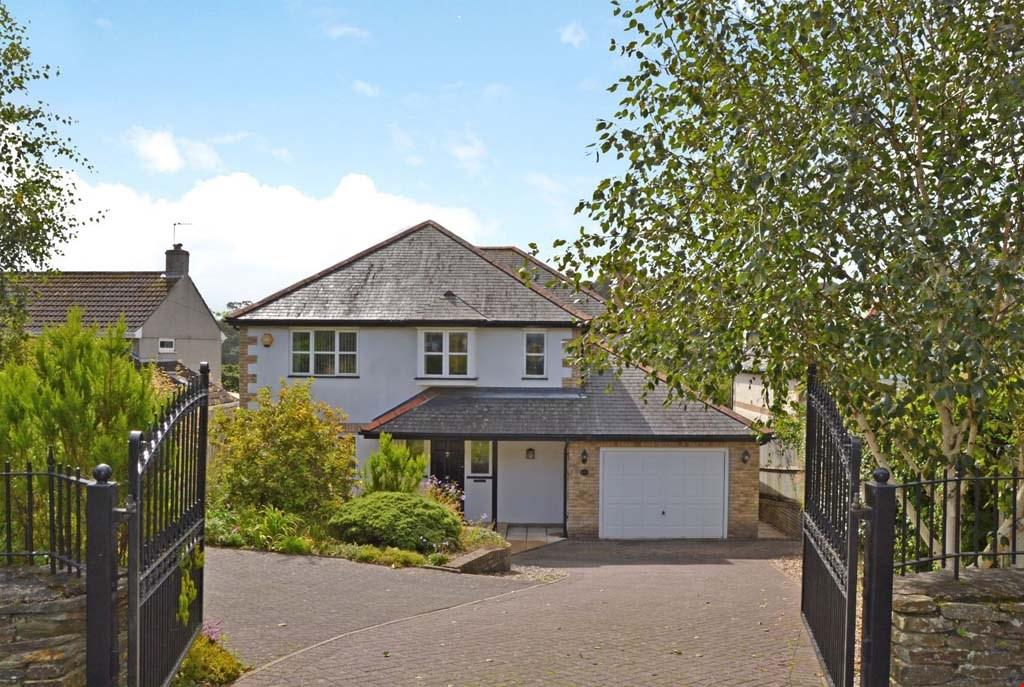 4 Bedrooms Detached House for sale in Mylor Bridge, Nr. Falmouth, South Cornwall, TR11