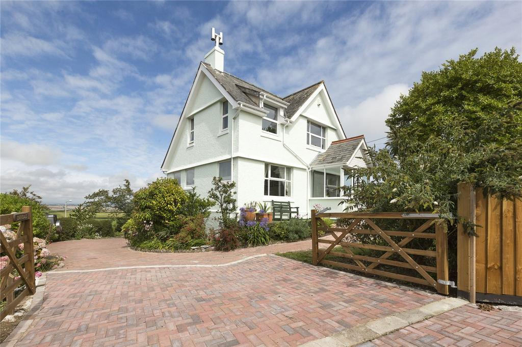4 Bedrooms Detached House for sale in Main Road, Salcombe, Devon, TQ8