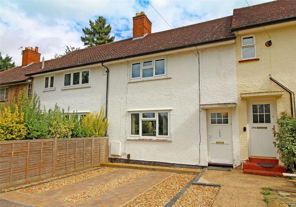 2 Bedrooms Terraced House for sale in Rushby Place, Letchworth Garden City, Hertfordshire