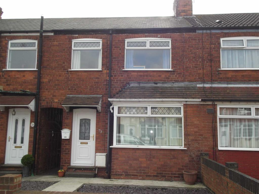 3 Bedrooms Terraced House for sale in Seaton Road, Hessle