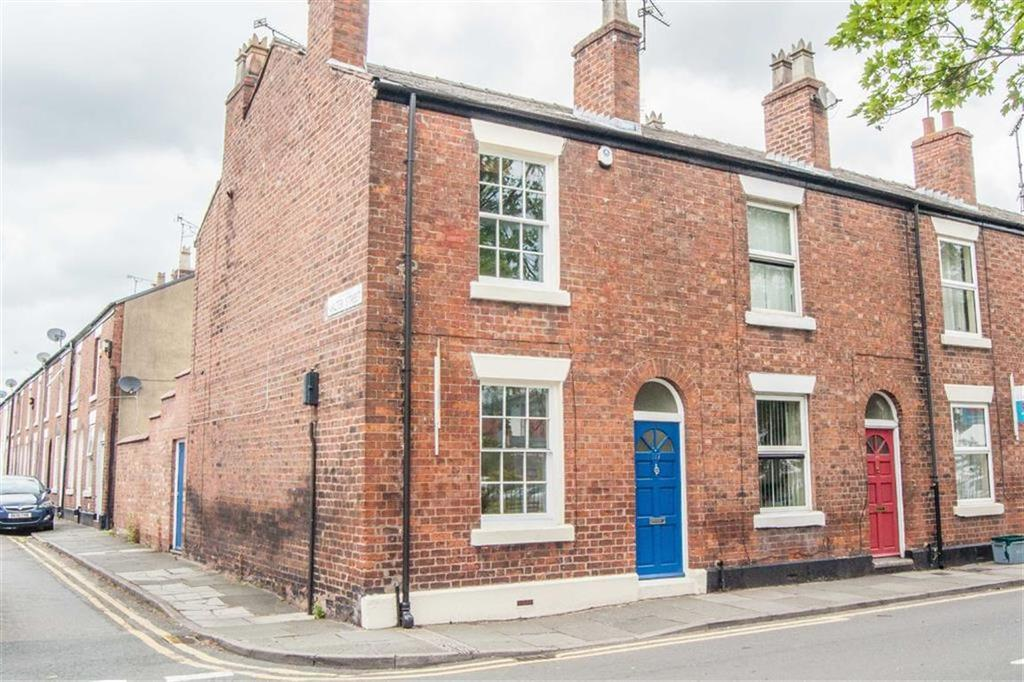 2 Bedrooms End Of Terrace House for sale in St Anne Street, Chester, Chester