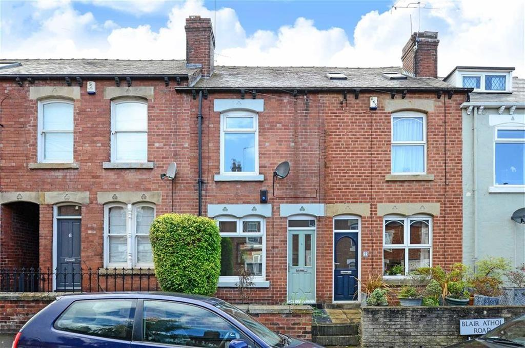 3 Bedrooms Terraced House for sale in 4, Blair Athol Road, Greystones, Sheffield, S11
