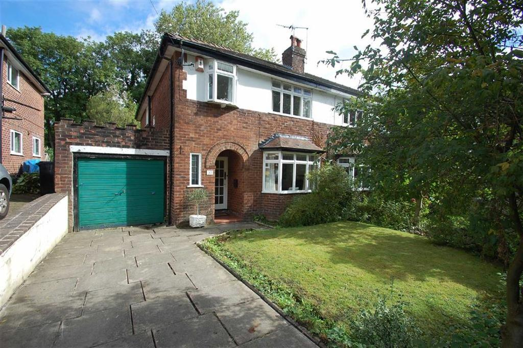 4 Bedrooms Semi Detached House for sale in The Crescent, Davenport, Stockport