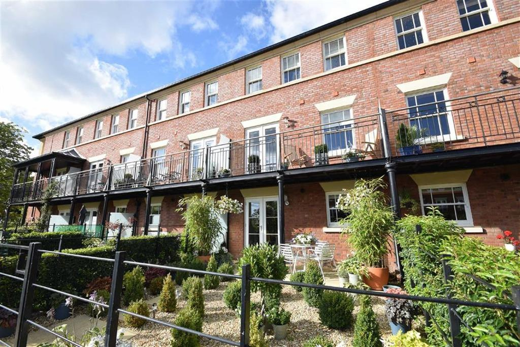 4 Bedrooms Town House for sale in Coracle Way, The Old Meadow, Shrewsbury