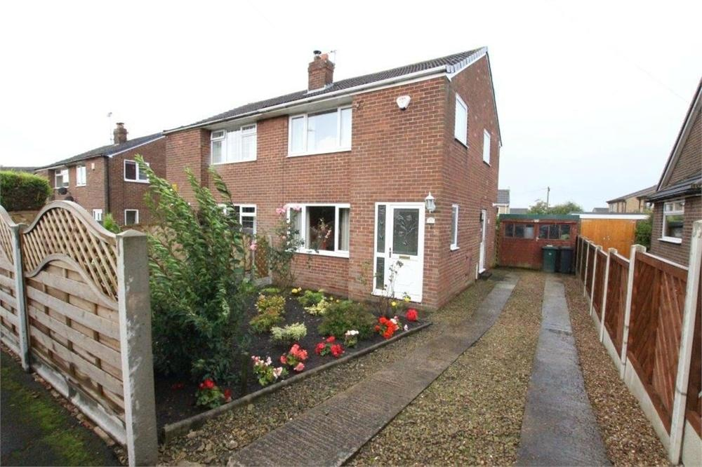 3 Bedrooms Semi Detached House for sale in Western Avenue, Birstall, BATLEY, West Yorkshire