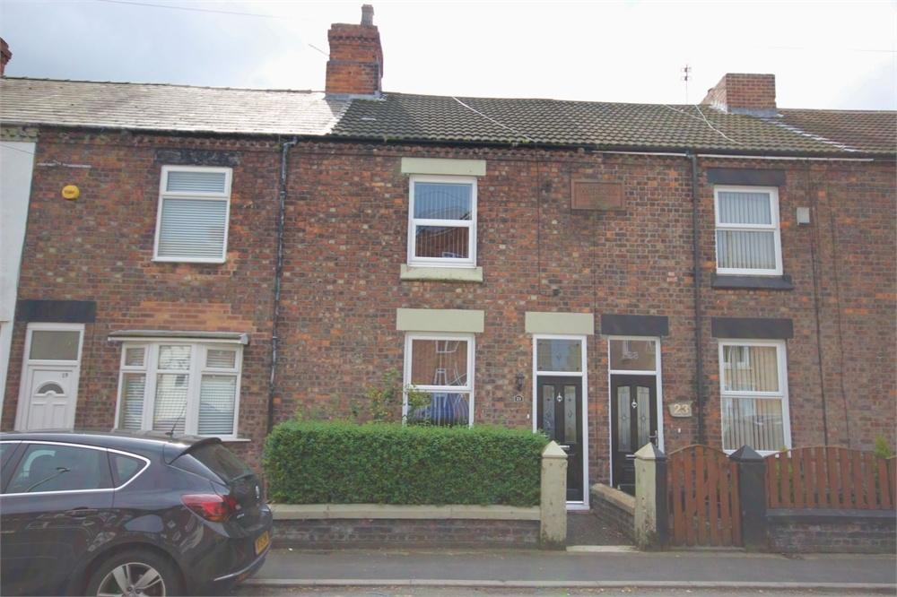 2 Bedrooms Terraced House for sale in Halebank Road, WIDNES, Cheshire
