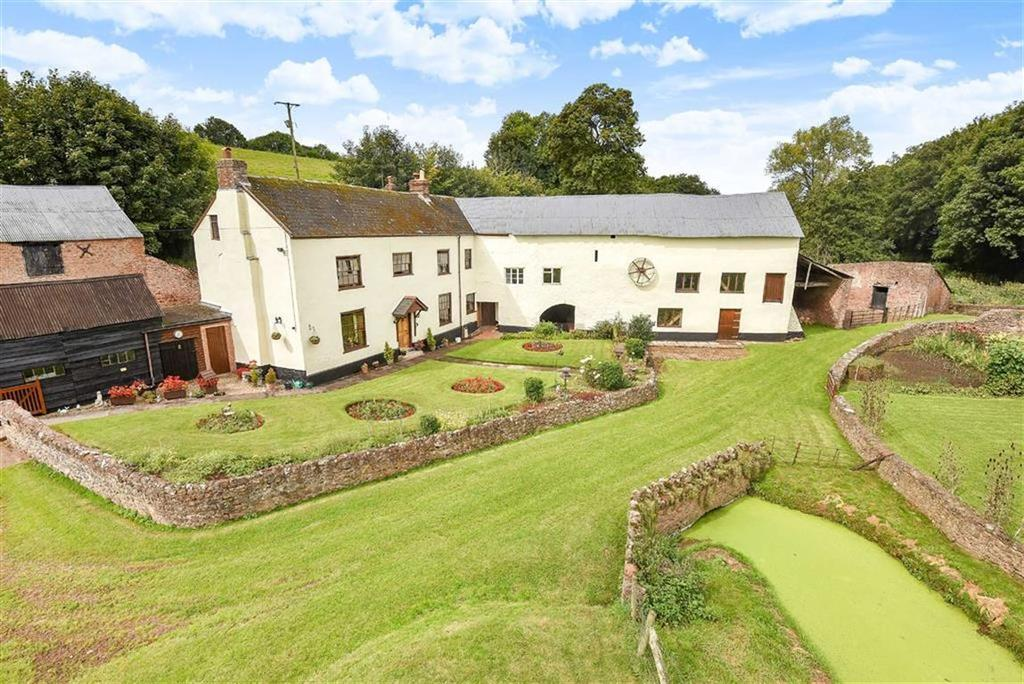 3 Bedrooms Detached House for sale in Mill Lane, Milverton, Taunton, Somerset, TA4