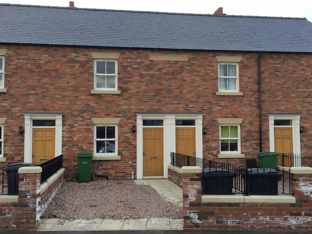 2 Bedrooms Terraced House for sale in New Park Road, Castlefields, Shrewsbury