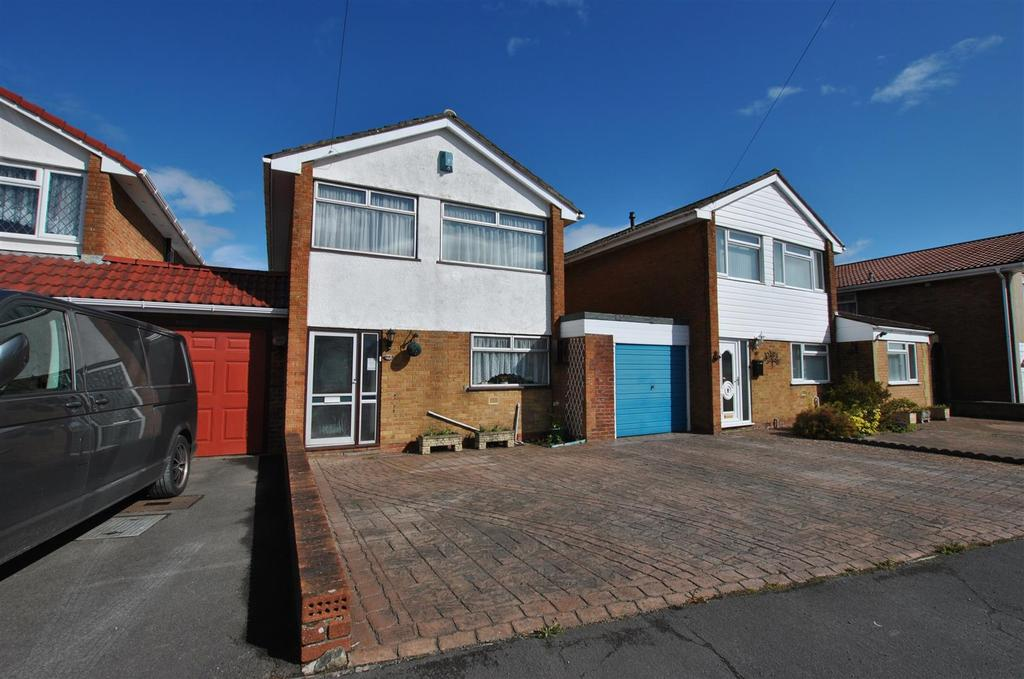 3 Bedrooms Detached House for sale in Coulsons Road, Whitchurch, Bristol