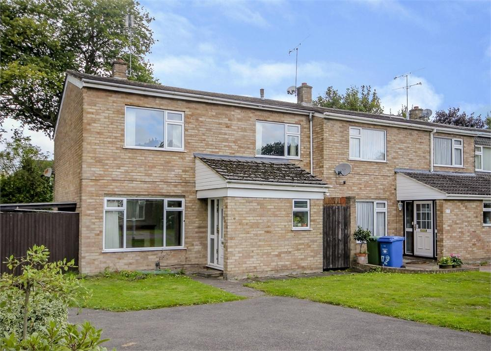 4 Bedrooms End Of Terrace House for sale in Glebewood, Bracknell, Berkshire