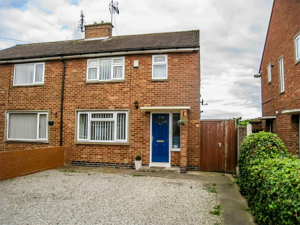 3 Bedrooms Semi Detached House for sale in St Stephens Road, Acomb, YORK