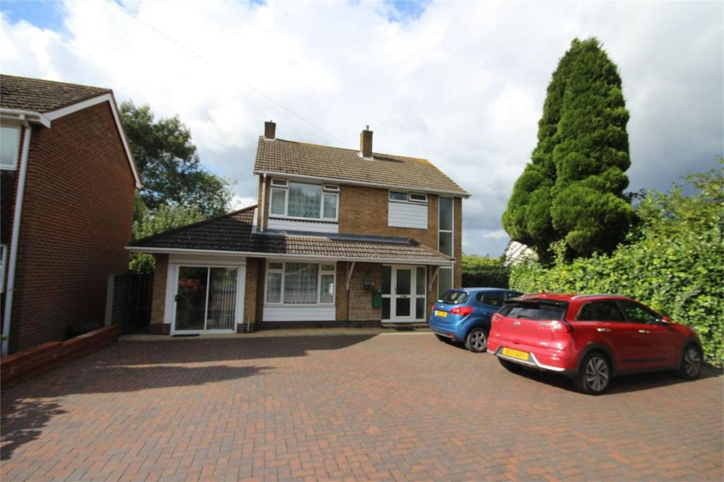 4 Bedrooms Detached House for sale in Bulkington Lane, Nuneaton, Warwickshire