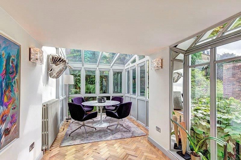 3 Bedrooms Terraced House for sale in Kensington Park Road, Notting Hill, London, W11