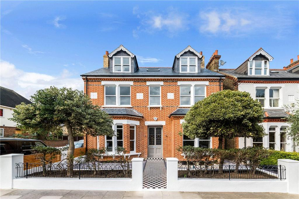 6 Bedrooms Detached House for sale in Upper Tooting Park, Wandsworth, London, SW17
