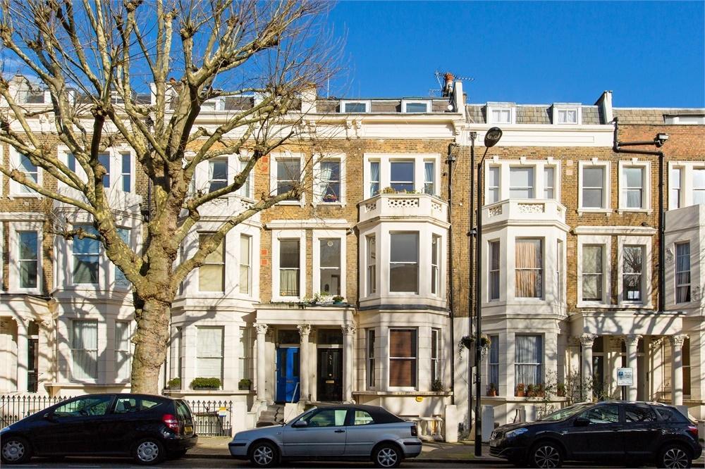 2 Bedrooms Flat for sale in WARWICK AVENUE, LITTLE VENICE, LONDON