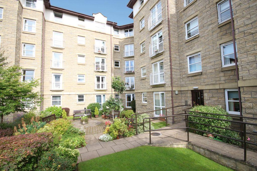 1 Bedroom Retirement Property for sale in Flat 24, Stonelaw Court, 1 Johnstone Drive, Rutherglen, Glasgow, G73 2PH