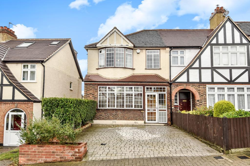 3 Bedrooms End Of Terrace House for sale in Bishops Avenue Bromley BR1