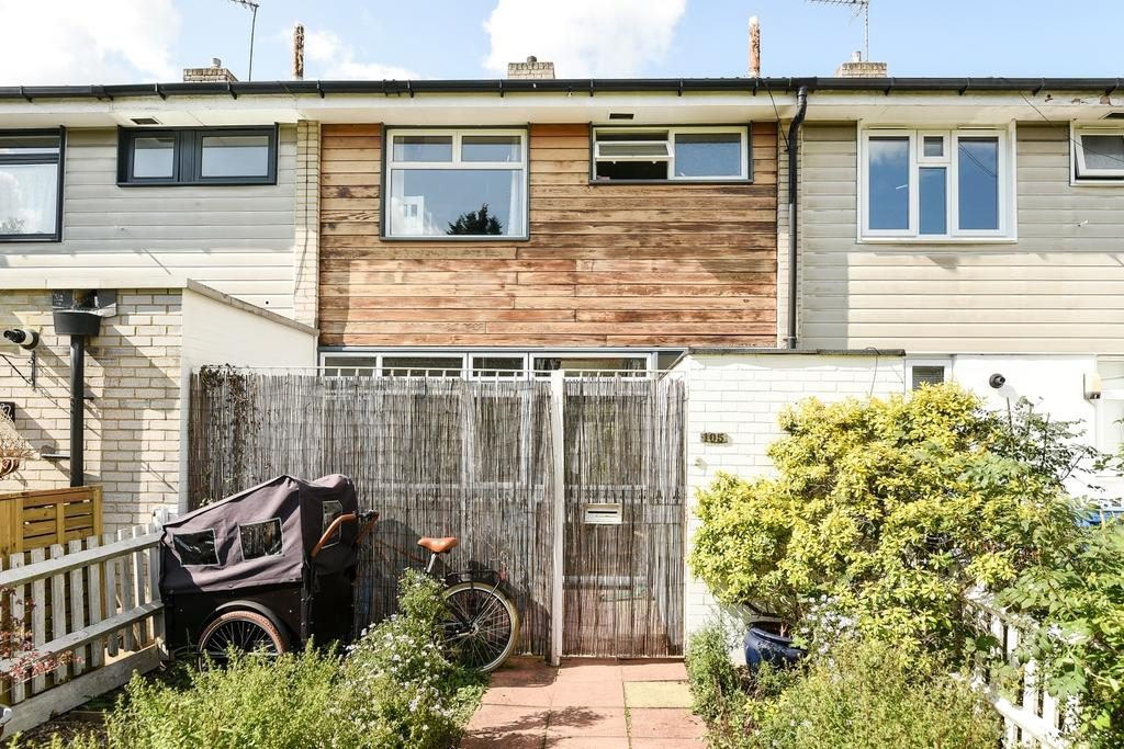 3 Bedrooms Terraced House for sale in Brenchley Gardens Forest Hill SE23