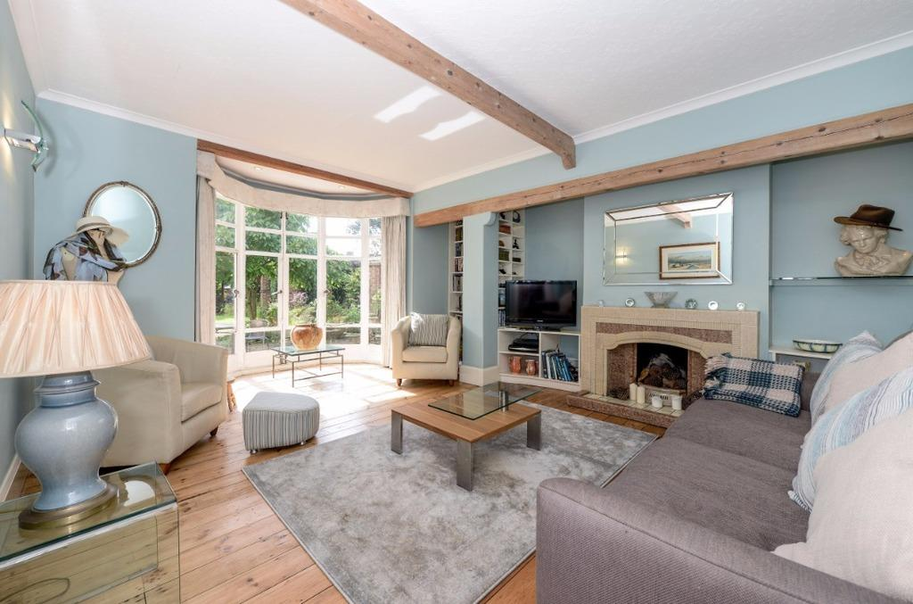 5 Bedrooms Detached House for sale in Church Lane Southwick West Sussex BN42