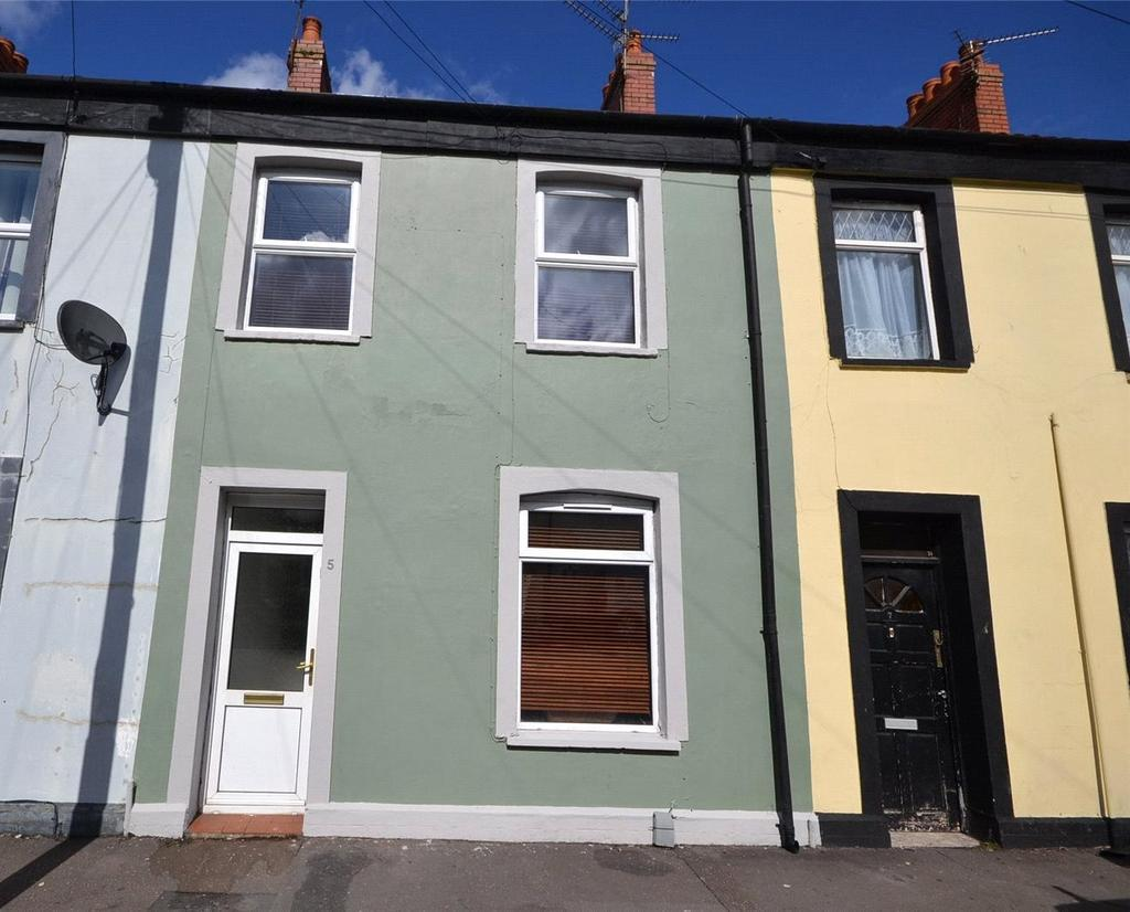 3 Bedrooms Terraced House for sale in Kent Street, Grangetown, Cardiff, CF11