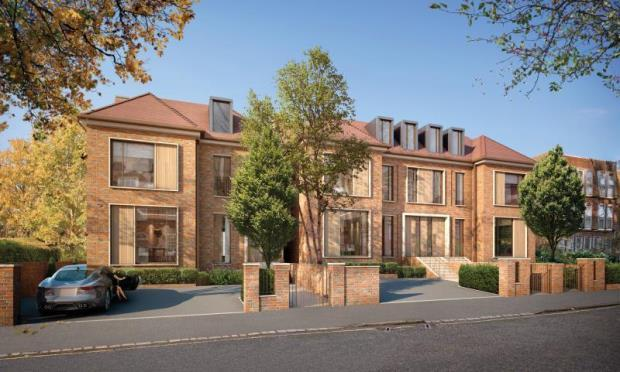 House for sale in Redington Gardens, Hampstead, London, NW3