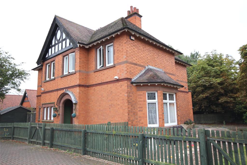 4 Bedrooms Detached House for sale in Mareham Lane, Sleaford, NG34