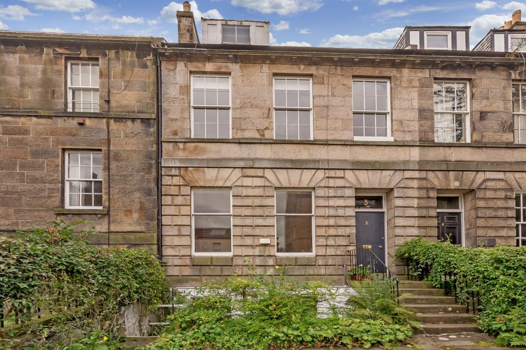 1 Bedroom Ground Flat for sale in 3 (GF) Mary's Place, Stockbridge, EH4 1JH