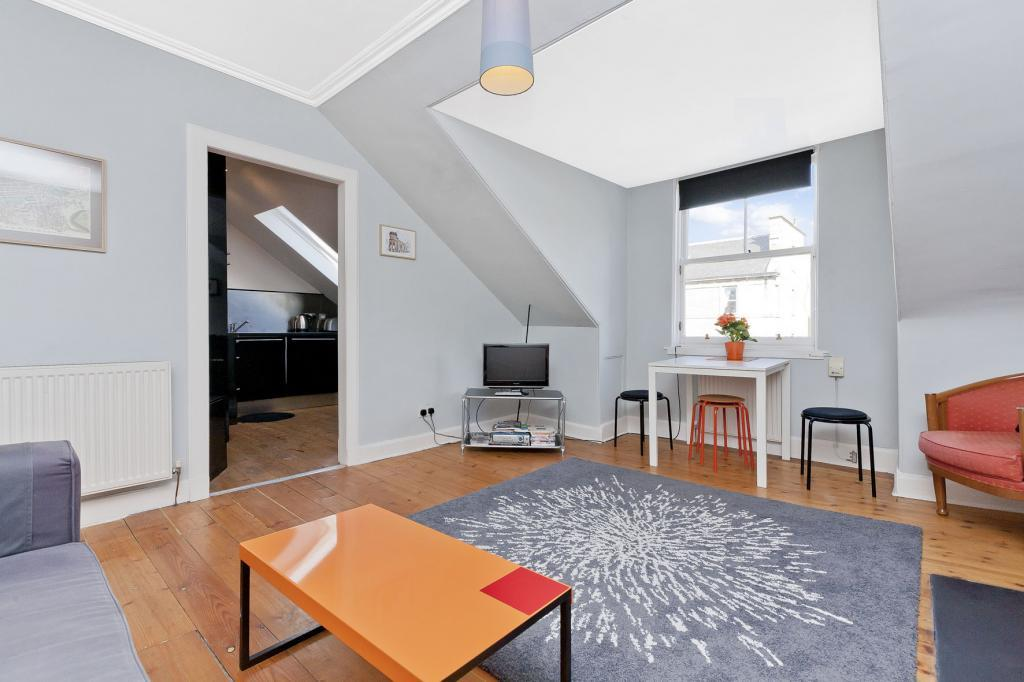 1 Bedroom Flat for sale in 3 (2F) Mary's Place, Stockbridge, EH4 1JH