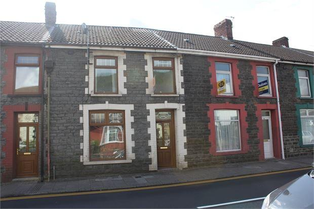 3 Bedrooms Terraced House for sale in Ynyswen Road, Treorchy, Rhondda Cynon Taff. CF42 6ED