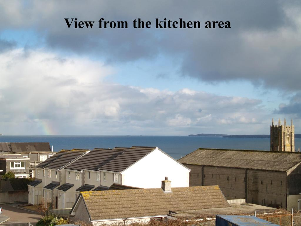 1 Bedroom Flat for sale in Chegwin Court, Newquay