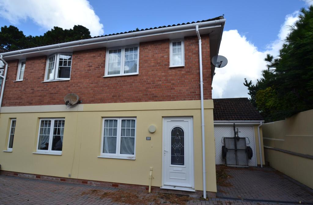 2 Bedrooms Semi Detached House for sale in The Close, Barnstaple