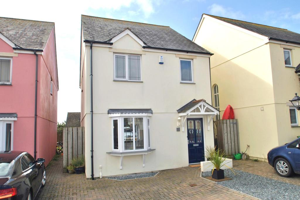 3 Bedrooms Detached House for sale in Quintrell Close, Quintrell Downs