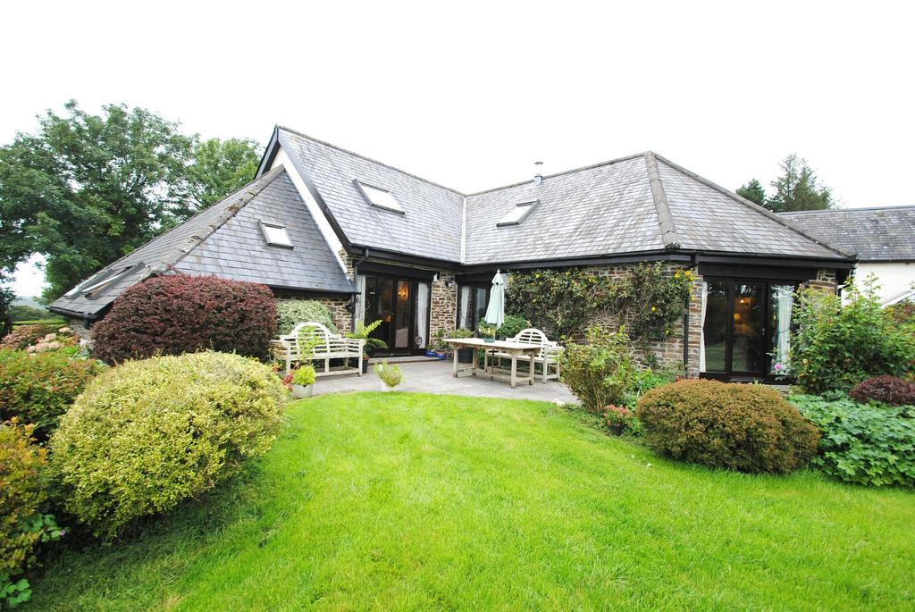 3 Bedrooms Detached House for sale in Cheldon, Chulmleigh