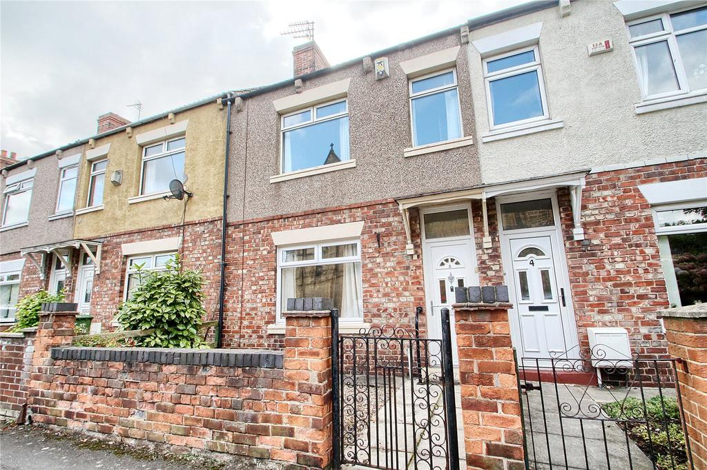 3 Bedrooms Terraced House for sale in Saint Luke's Avenue, Thornaby
