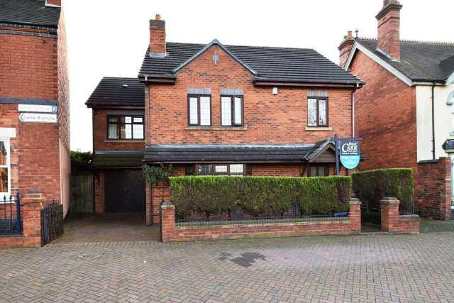 5 Bedrooms Detached House for sale in High Street,Cheslyn Hay,