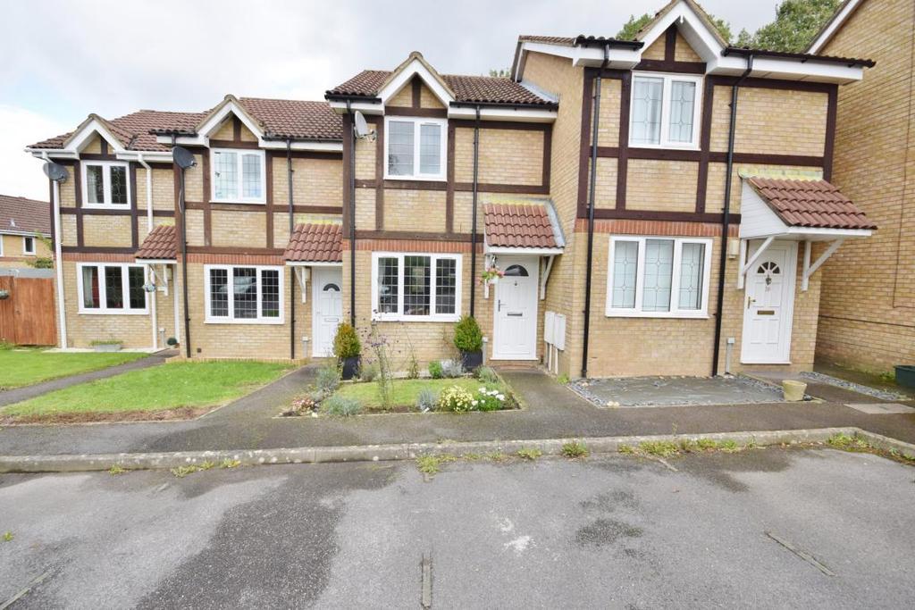 2 Bedrooms Terraced House for sale in Hatch Warren, Basingstoke, RG22