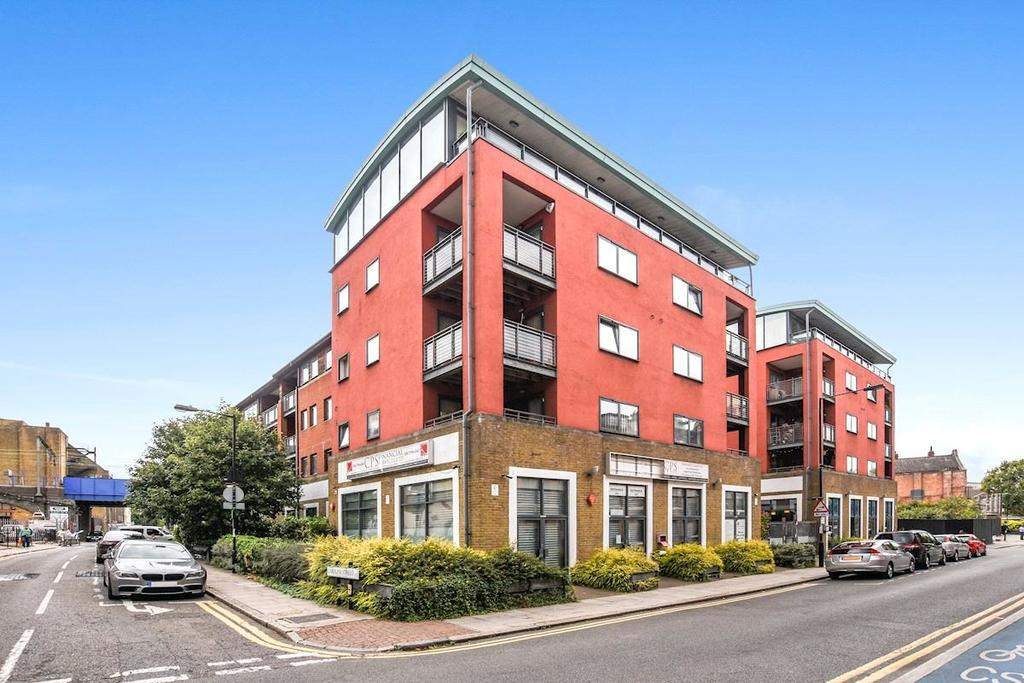 3 Bedrooms Apartment Flat for sale in Resevoir Studios, Cable Street, Limehouse, E1W