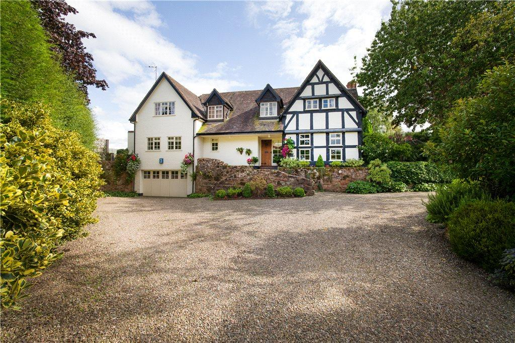 5 Bedrooms Detached House for sale in Rectory Lane, Shrawley, Worcester, Worcestershire, WR6