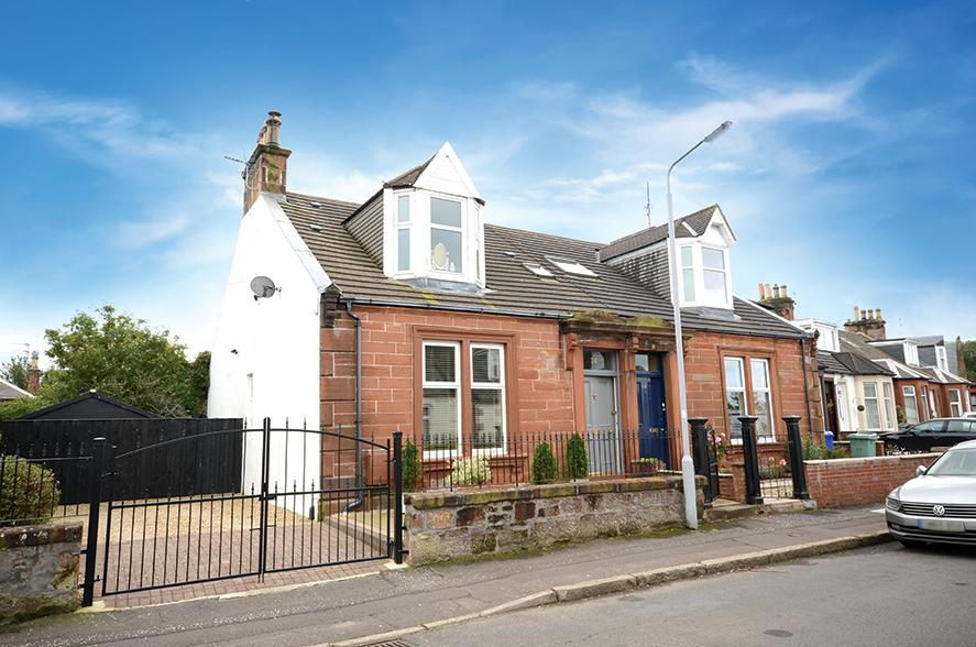3 Bedrooms Semi-detached Villa House for sale in 14 Hawkhill Avenue, Ayr, KA8 9JP