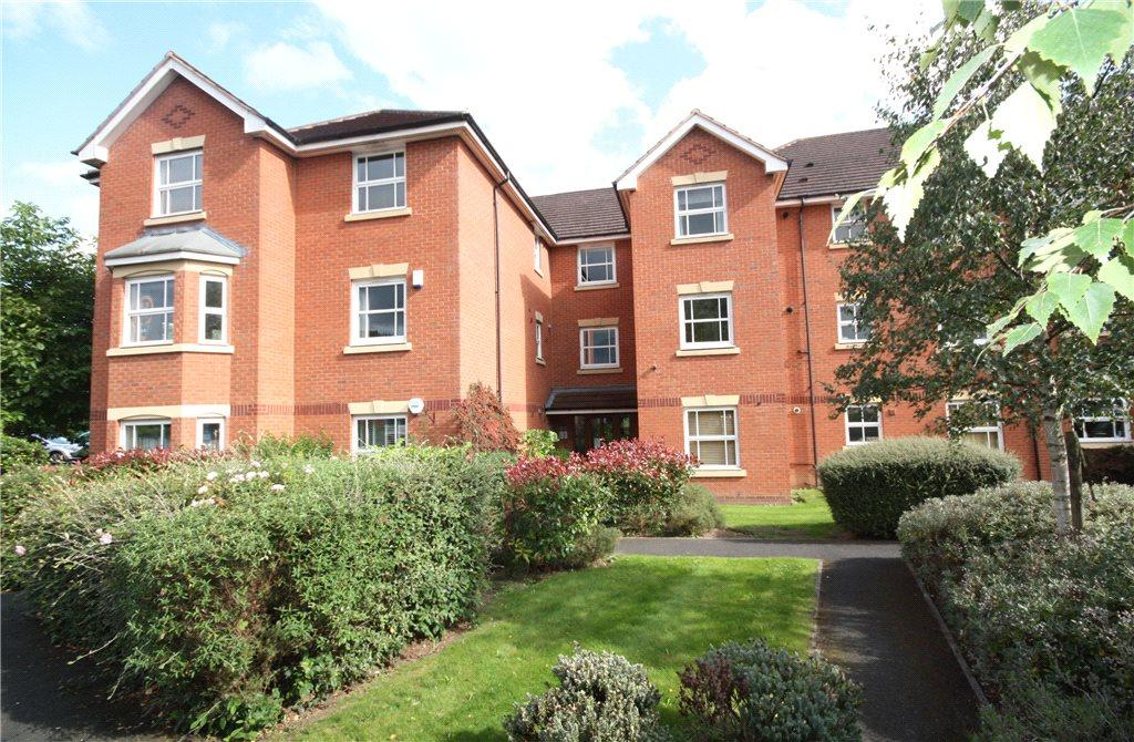 2 Bedrooms Apartment Flat for sale in Hardy Court, Worcester, Worcestershire, WR3